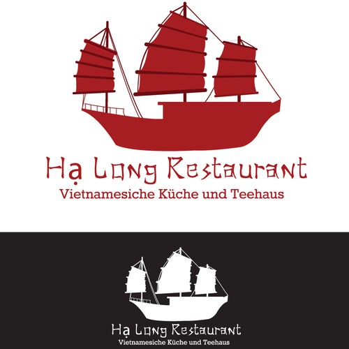 Ha Long Restaurant Logo
