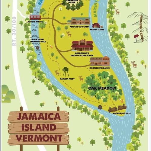 JAMAICA ISLAND VERMONT