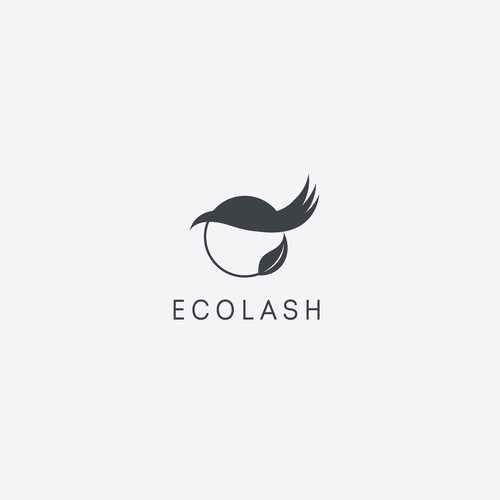 logo for beauty company - Eyelashes