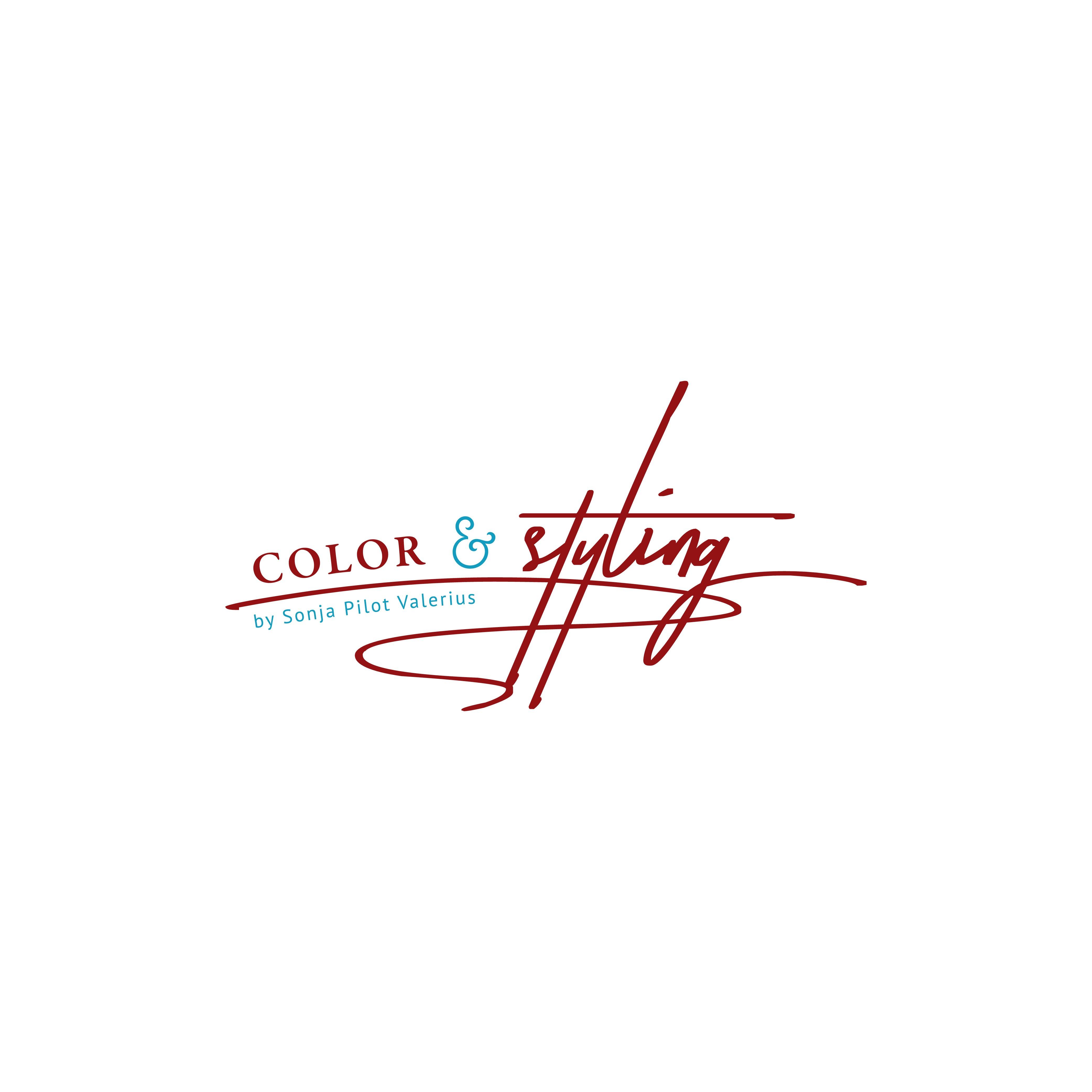 pfiffiges Logo für Farb-Stil und-Imageberatung