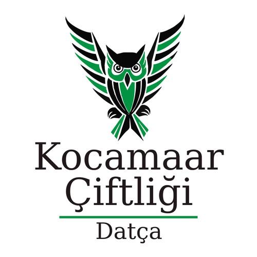 Create a stylish eco friendly brand identity for KOCAMAAR farm