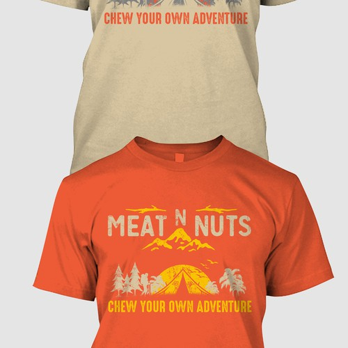 meats and nuts
