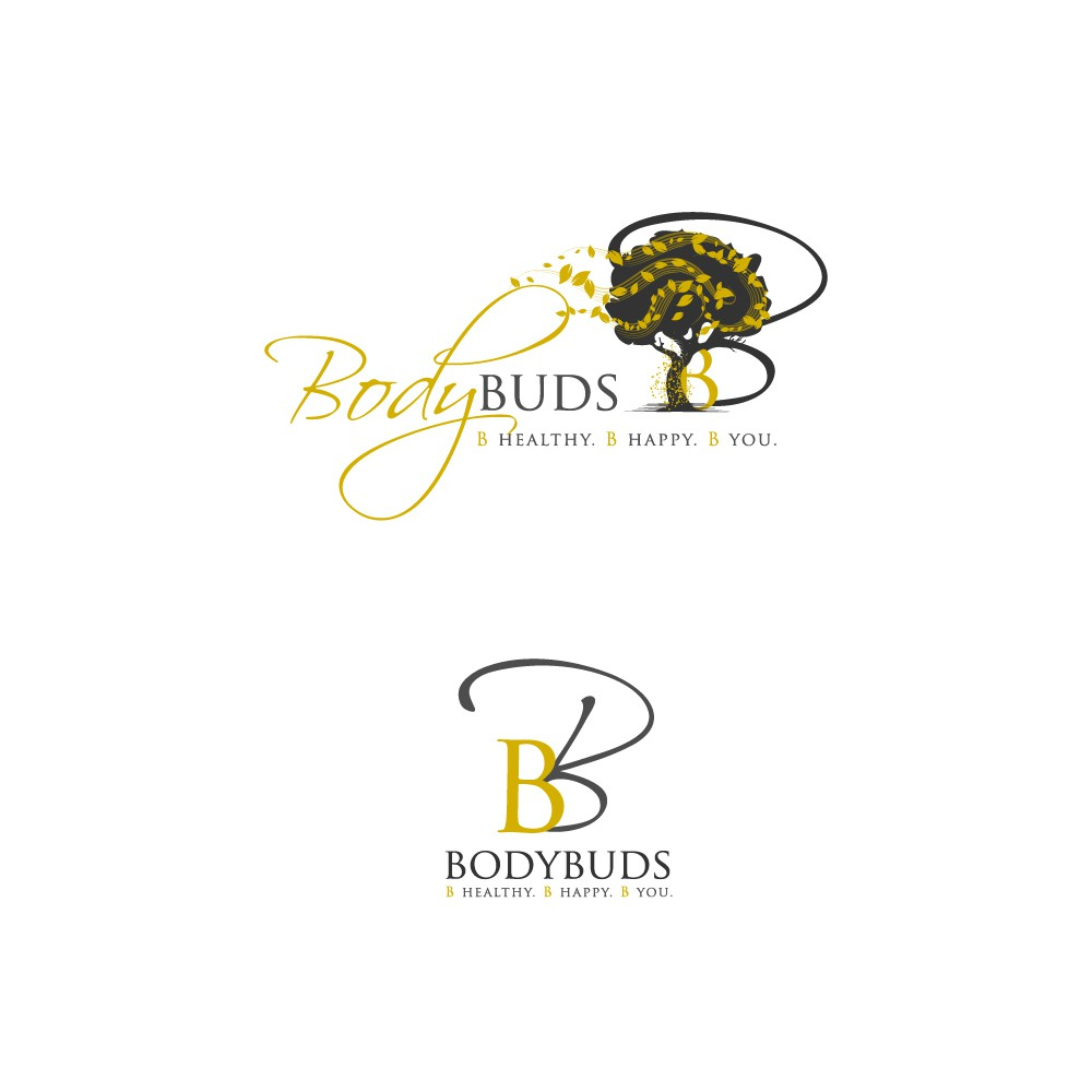 Create an out-of-the box, clever and memorable fitness logo for BodyBuds