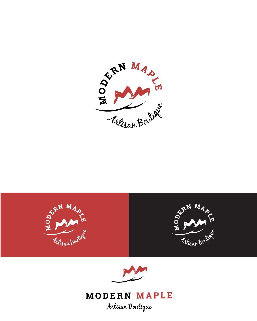 Canadian Artisan Boutique needs a CREATIVE, bold, minimalist logo