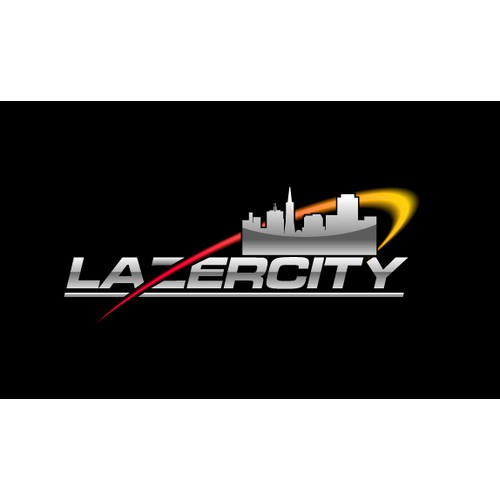 """Need """"electric"""" Logo for Laser Tag Business"""