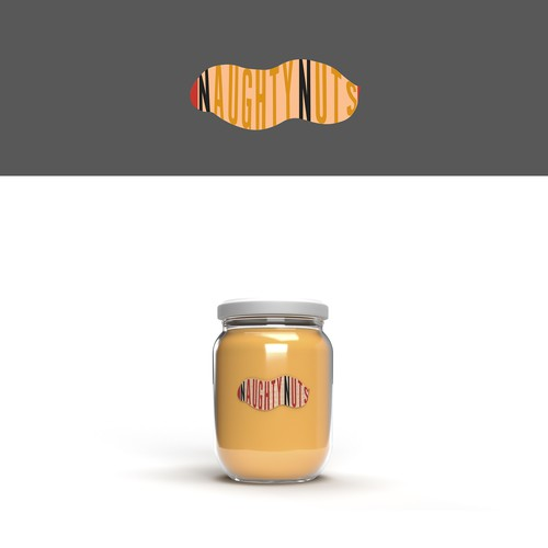 Nut butter brand logo