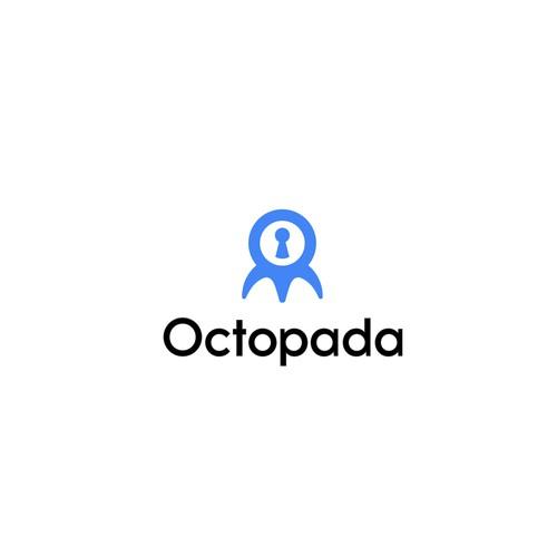 Logo concept Octopada