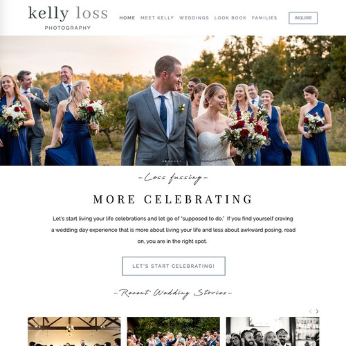 Kelly Loss Photography Design