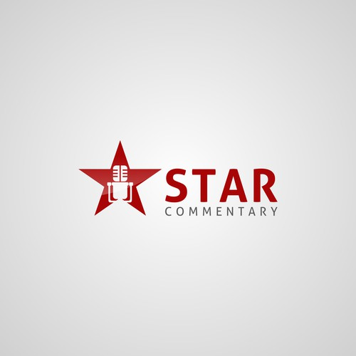 "Logo for ""Star Commentary"""
