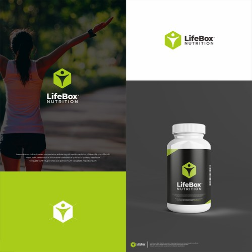 Logo Concept for LifeBox