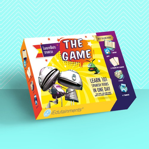 Game package design