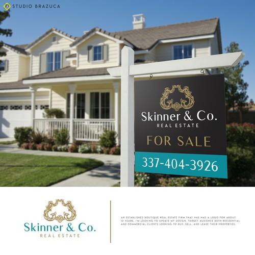 """Winner of """"Skinner & Co."""" Contest"""