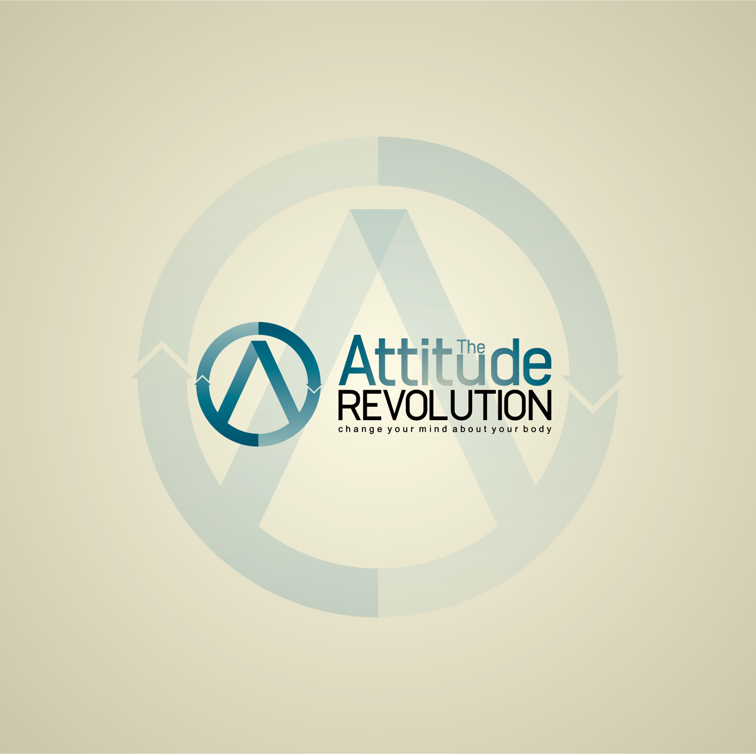 """Change minds & lives with a logo design for a new blog! """"The Attitude Revolution - Change your mind about your body"""""""