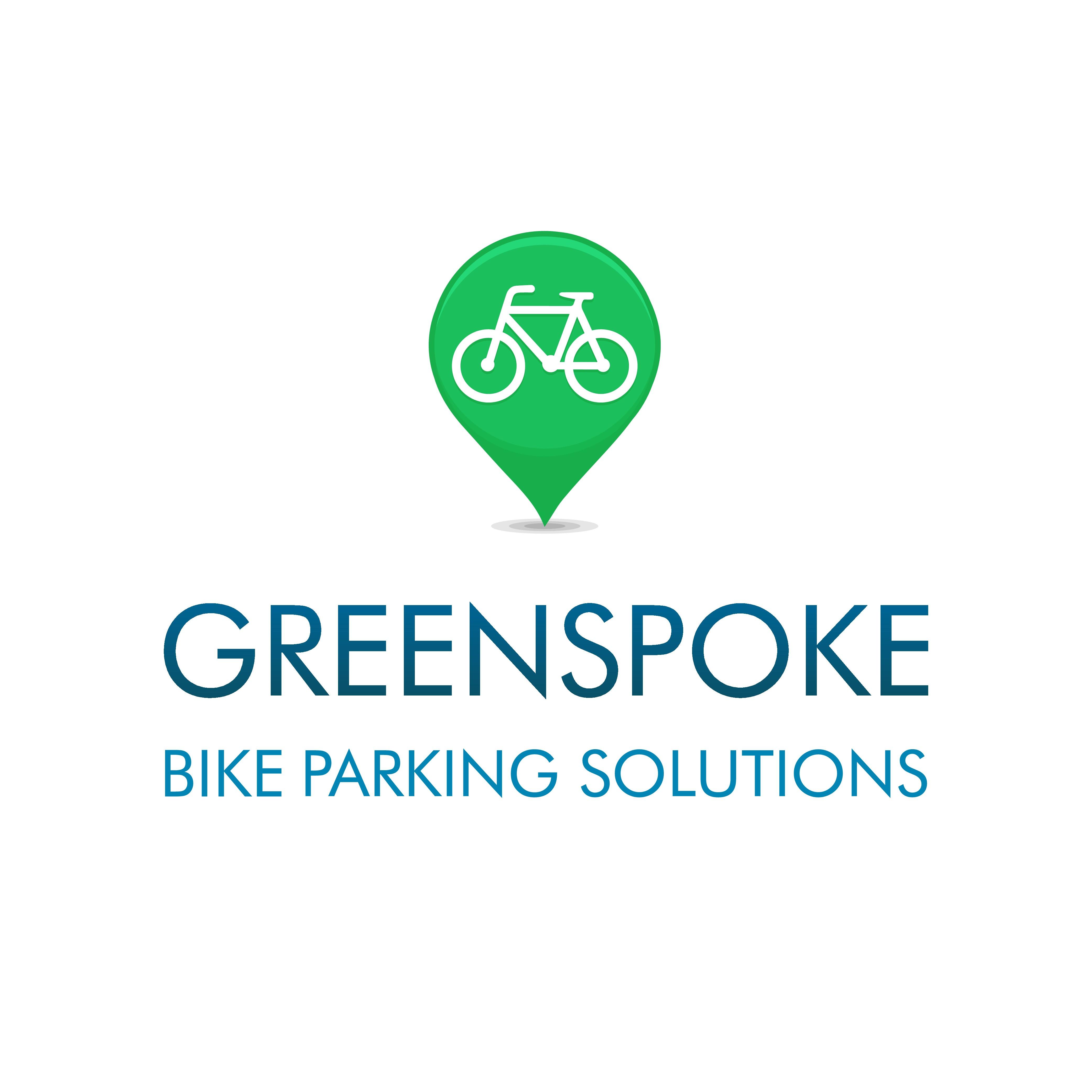 Greenspoke Bike Parking Logo