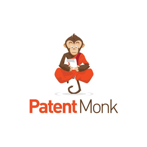 character design for Patent Monk