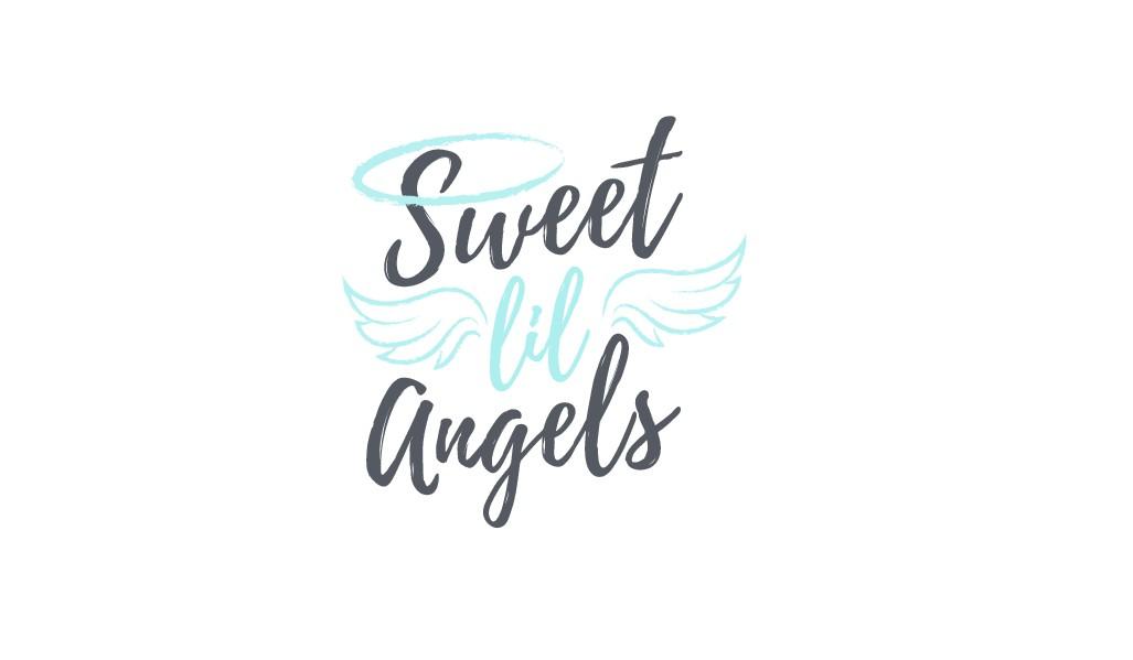 Design a children's clothing label/logo - 'Sweet lil Angels'