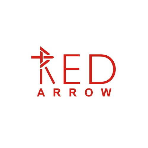 "logo concept ""Red arrow"" 2"