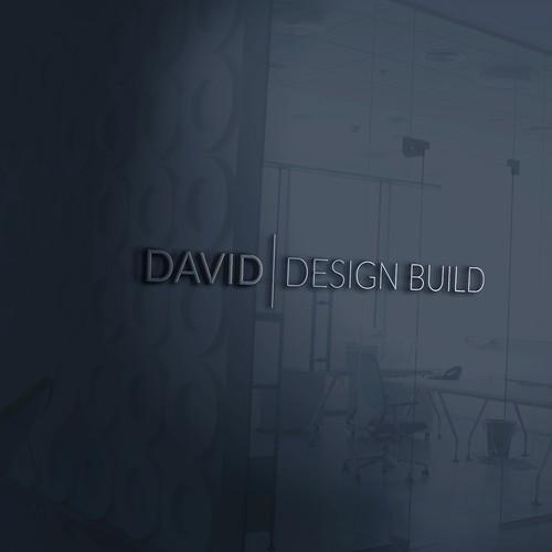 Minimal design for construction company