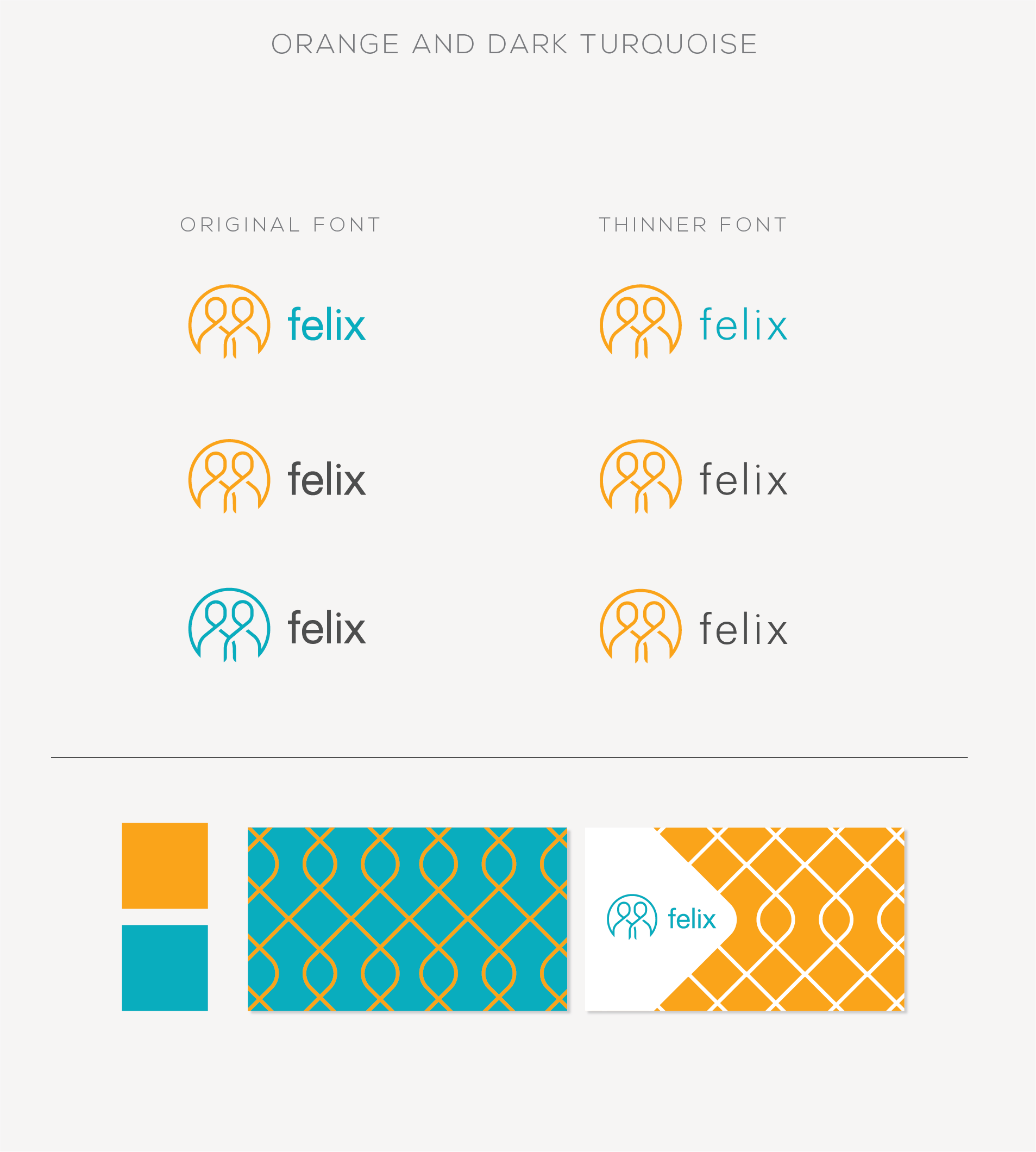 Felix, a consumer insurance startup, needs a new, well thought-out identity.