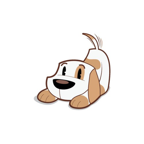 Cute Dog Mascot