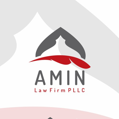 Amin Law Firm Logo