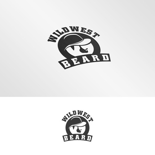 Logo design for a beard gel company