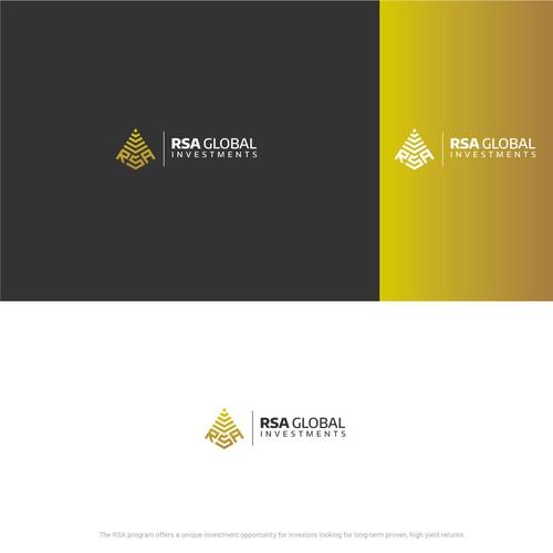 Luxury Financial Logo