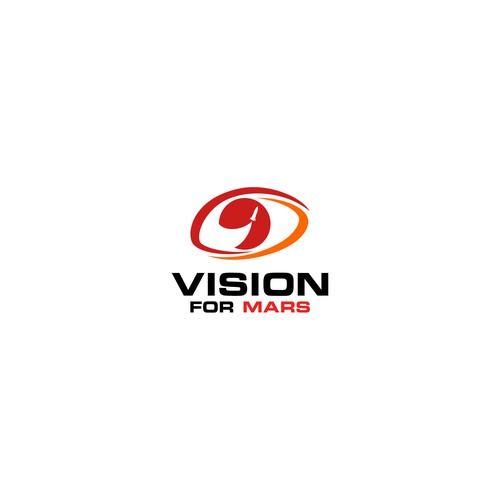 logo vision for mars