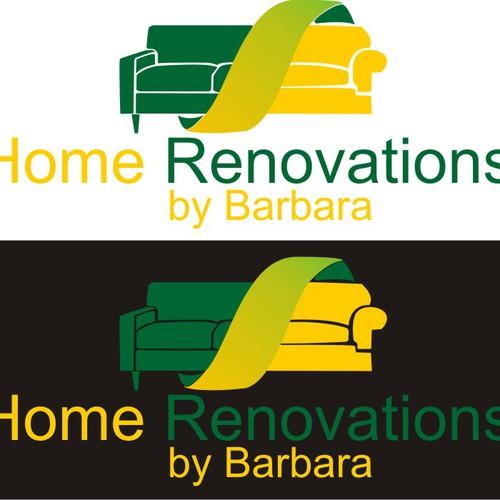 Home Renovations by Barbara.com needs a new logo
