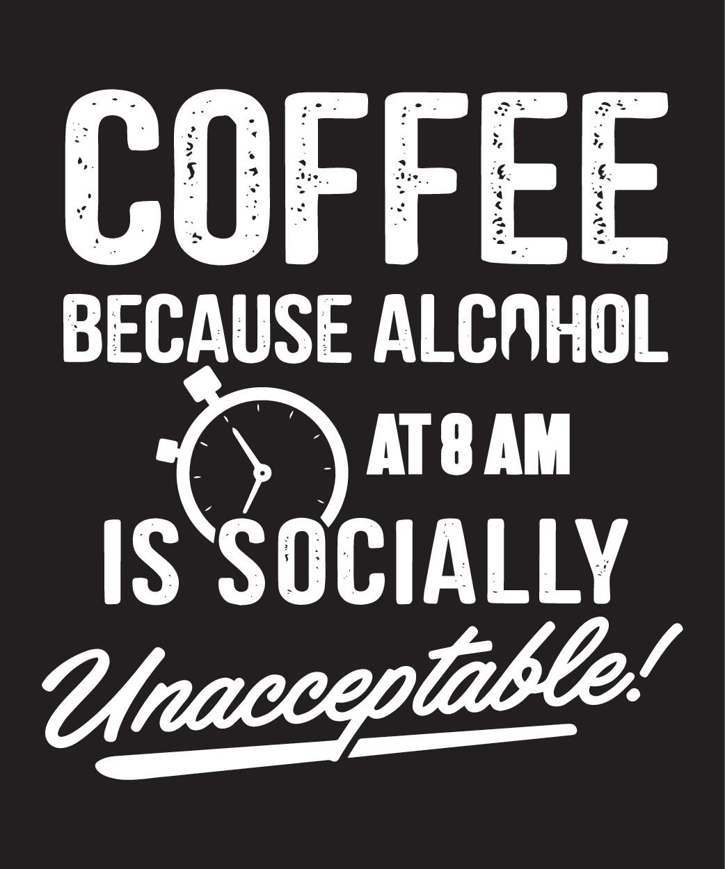 GUARANTEED WINNER - Coffee/Caffeine Shirt