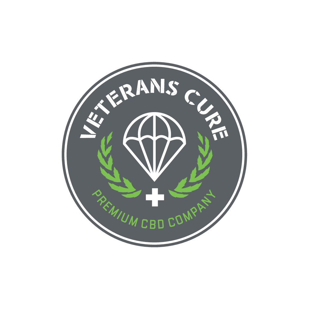 Design a logo for a veteran owned & operated CBD company.