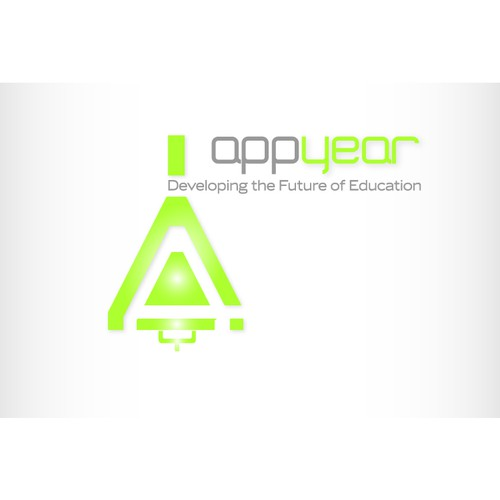Help AppYear (** Awesome Education Non Profit  **) with a new logo