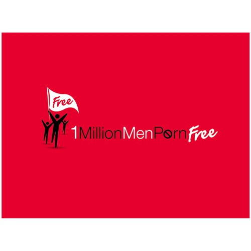 New logo wanted for 1 Million Men Porn Free