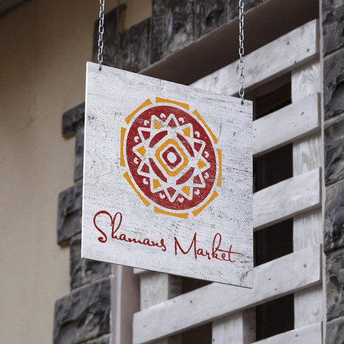 ":: Logo Design for ""Shamans Market"""