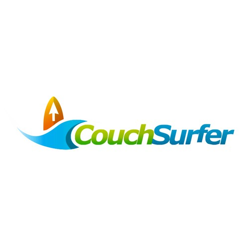 Create the next logo for CouchSurfer.com