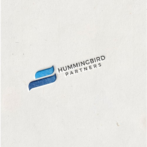 Hummingbird Partners Logo Design