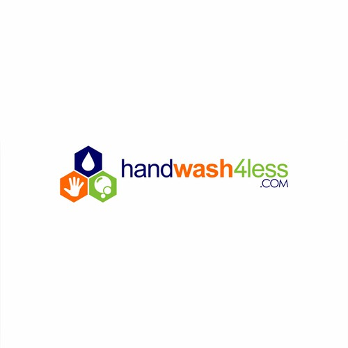 Help us make splash with a logo for our new hand wash website!