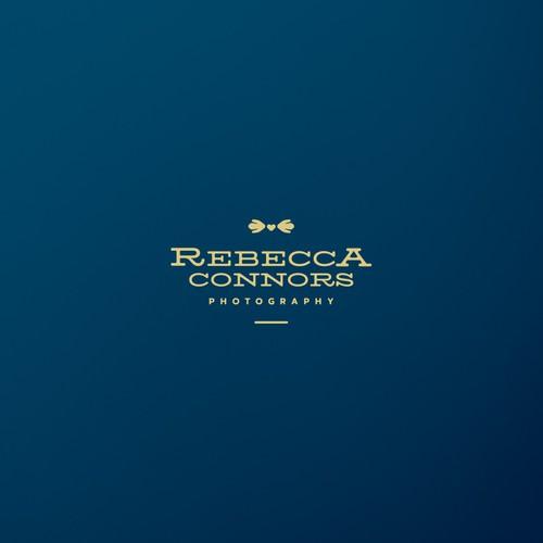 Logo concept for high-end wedding photographer