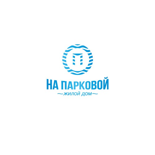 Logo for a residential complex in Sochi