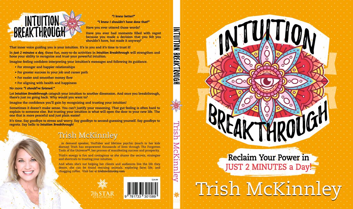 INTUITION BREAKTHROUGH BOOK