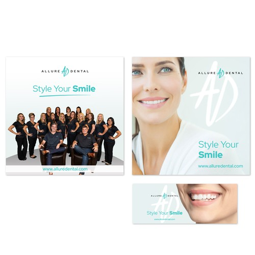Cosmetic Dentistry Ad