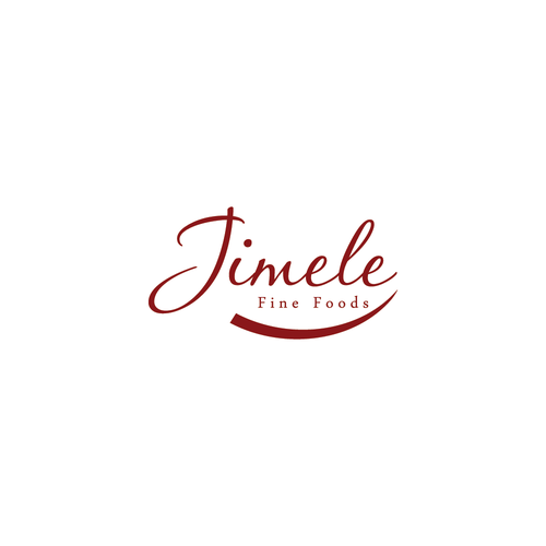 Redesign of a company logo for a fine food wholesaler