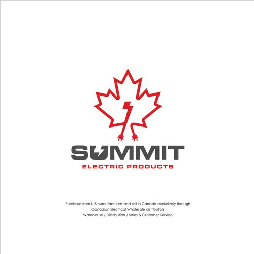 Logo concept for Summit Electric Products