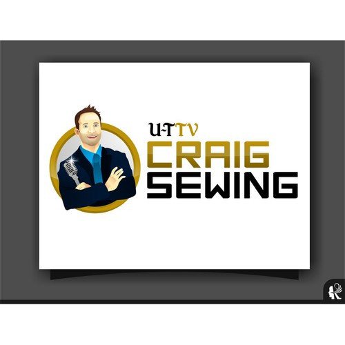 Create the next logo for Craig Sewing