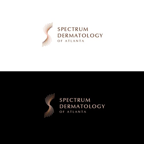 Stand out Logo for two female owned medical Practice