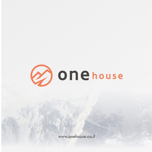 logo concept for one house