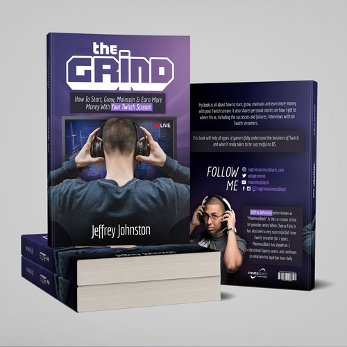 Book cover for The Grind