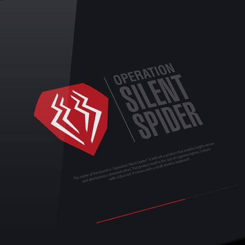 Operation Silent Spider Logo