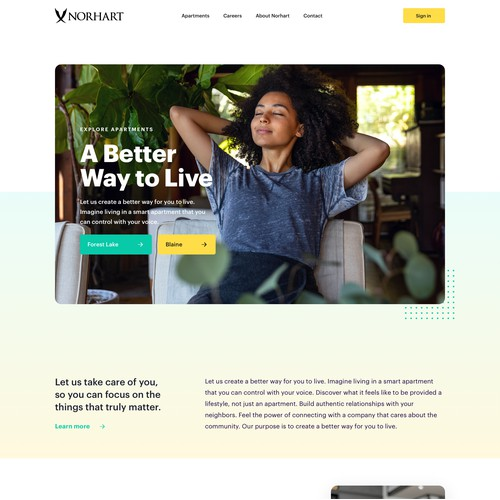 Human-centered Home Page