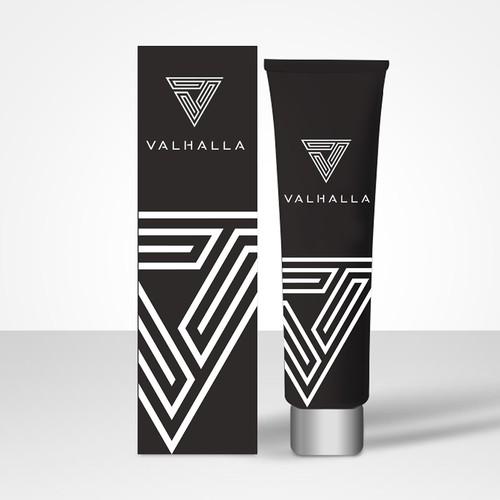 Logo design for Valhalla